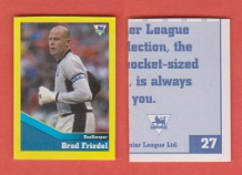 Blackburn Rovers Brad Friedal USA 27 BBR